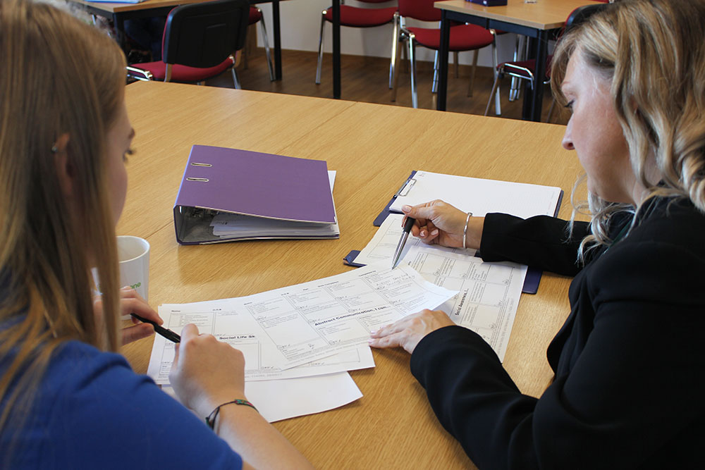Psychology consultation in schools